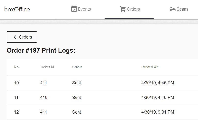boca ticket printing