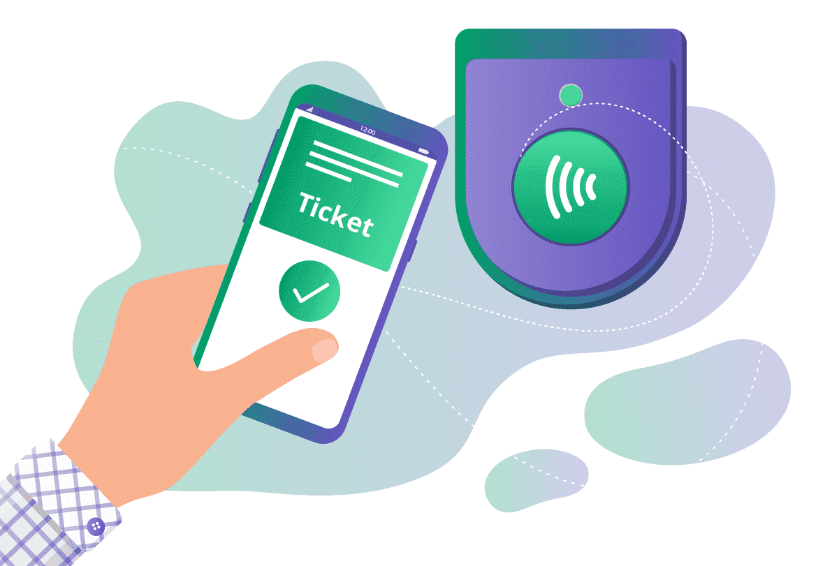 Event ticketing trends Contactless ticketing