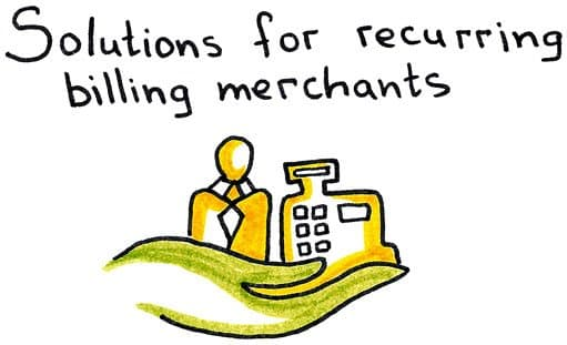 recurring billing merchants